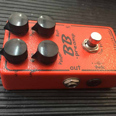 Xotic BB Preamp Overdrive Guitar Pedal Pre Amp //ARMENS// for sale