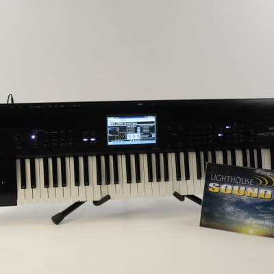 Korg Krome-61 | Sound Programming