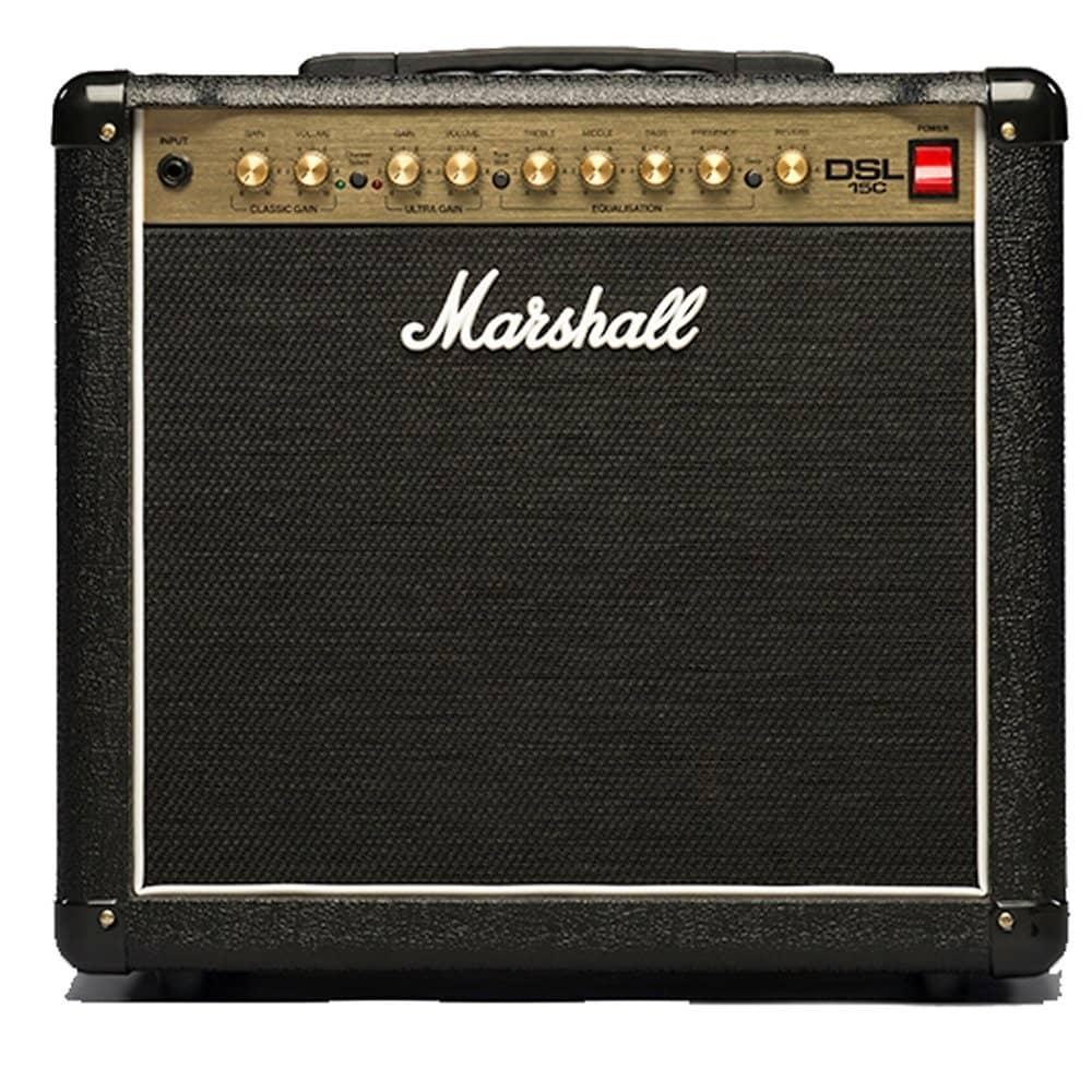 marshall dsl15c dsl series 15 watt guitar combo amplifier amp reverb. Black Bedroom Furniture Sets. Home Design Ideas