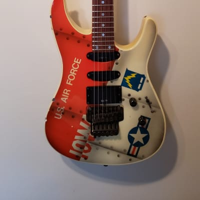 Robin Medley Standard Custom Graphic 1989 USA/AirForce for sale