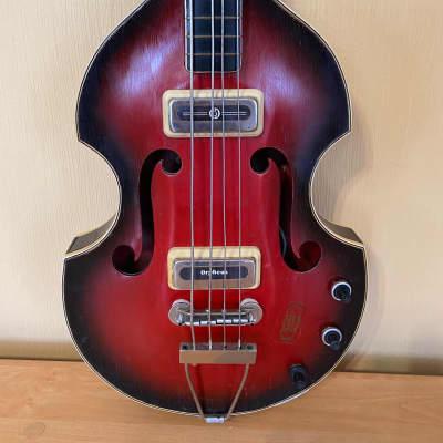 Orfeus Orpheus Violin Bass Guitar Trimoncioum Vintage and Rare for sale
