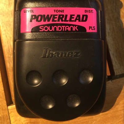 Ibanez Soundtank PL5 Powerlead Distortion