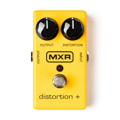 Pedal MXR M104 distortion+