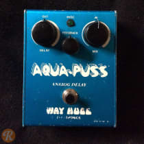Way Huge Aqua Puss V1 1990s Blue image