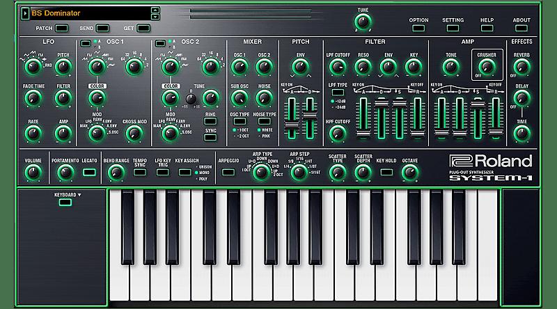Roland Cloud Instrument Suite - FREE TRIAL