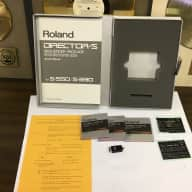 Roland Director-S Sequencer Package SYS-333 for S-330