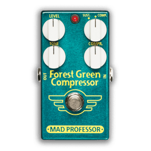 Mad Professor Forest Green Compressor 2018 Green for sale