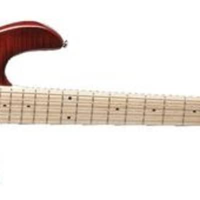 Vintage EST96AF Active Bass Brown Burst for sale