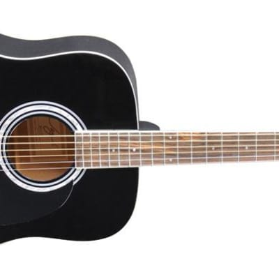 Jay Jr. Full Size Acoustic Guitar - Black for sale