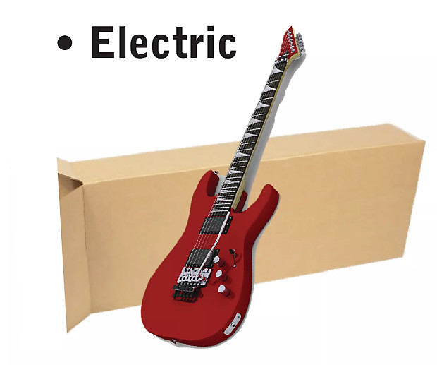 10 of 18 x 6 x 45 electric guitar keyboard shipping reverb. Black Bedroom Furniture Sets. Home Design Ideas