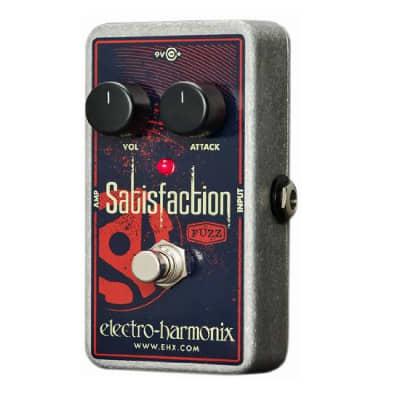 Electro-Harmonix Satisfaction Fuzz