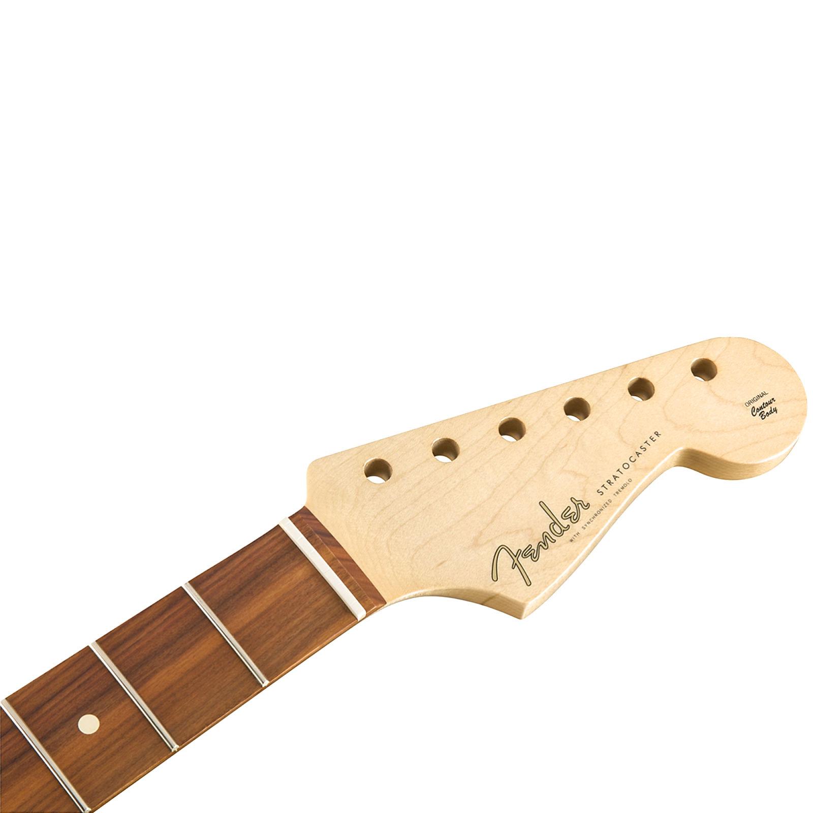 Fender Stratocaster Neck >> Fender Neck 60s Classic Player Stratocaster W Pau Ferro Fingerboard