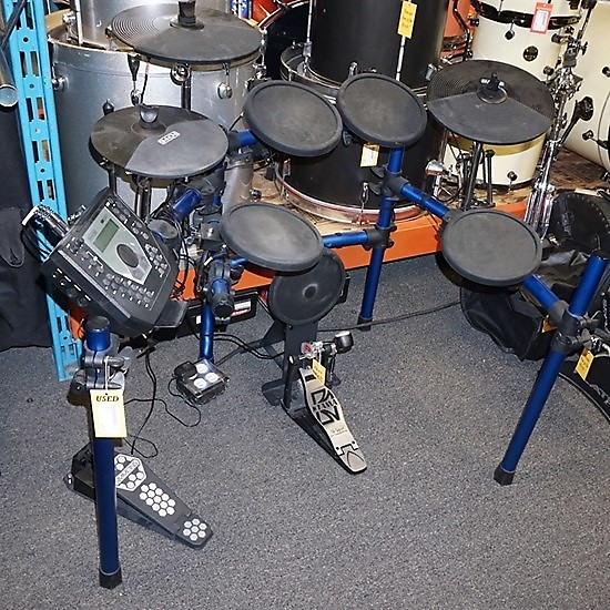 Simmons Sd1000 Electronic Drum Reverb