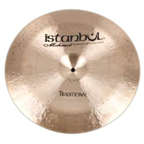"""Istanbul Mehmet 14"""" Traditional Series China Cymbal"""