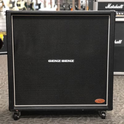Genz Benz Tribal Series TS-412 200W 4x12 Guitar Amp Cabinet for sale