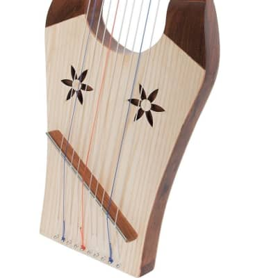 Mid East Mini Kinnor Harp HKNM-L  2-Day Delivery