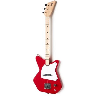 Loog Pro Electric Guitar Red for sale