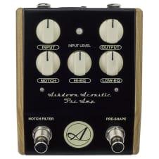 Ashdown Woodsman Acoustic Pre-Amp DI Pedal