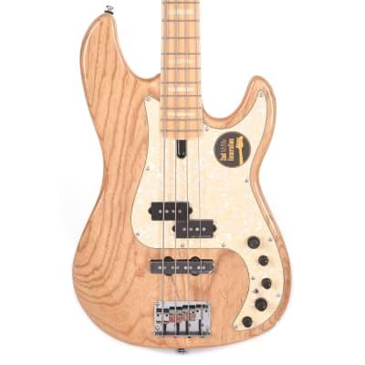 Sire Marcus Miller P7 Swamp Ash 4-String Natural (2nd Gen)