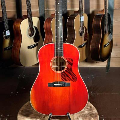 """Eastman E10SS/V """"Antique Varnish Series"""" Slope Shoulder Acoustic #0414"""