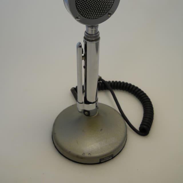 Astatic Ham Radio Mic D-104 Lollipop Vintage 4 Pin Great Cond Tested CB Talk Radio image