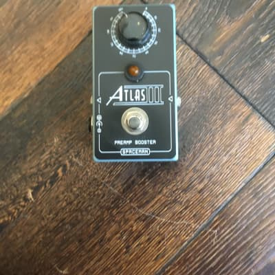 Pre-Owned Spaceman Limited Edition 2016 Atlas III Preamp Booster Guitar Effect Pedal With Box