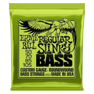Ernie Ball 2832 50-105 Bass Regular Strings