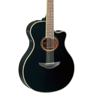 Yamaha NTX700 Acoustic Guitar Black