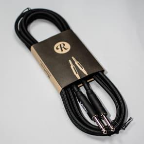 "Reverb 10-foot 1/4"" Guitar Cable  Black"