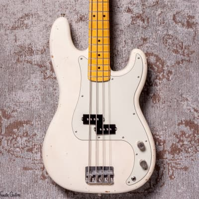 Rittenhouse PBass Vintage White Maple Neck for sale