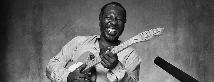 Learn to Play: Riffs in the Key of Curtis Mayfield