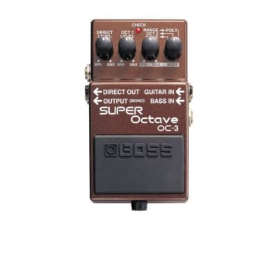 Boss OC-3 SUPER Octave Pedal for sale
