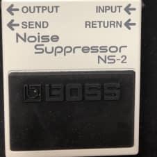 Boss NS-2 Noise Suppressor Pedal Authorized Dealer!!