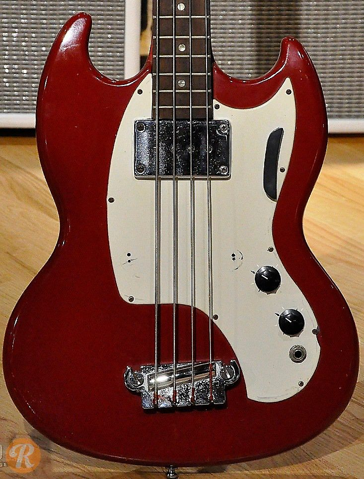 kalamazoo kb red reverb