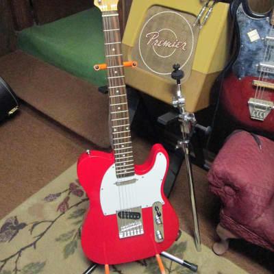 RED Fender Telecaster Copy model S-100 Standard for sale