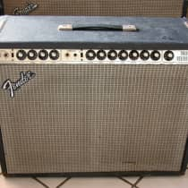 Fender Twin Reverb 1972 Silverface image