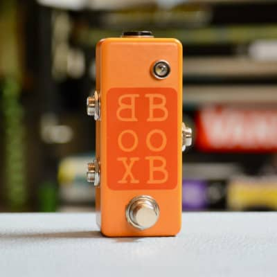 Bob's AB Box - Orange