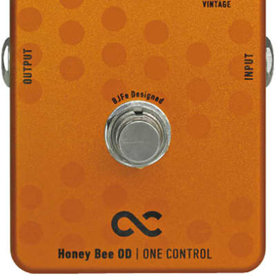 One Control Honey Bee Overdrive Pedal for sale