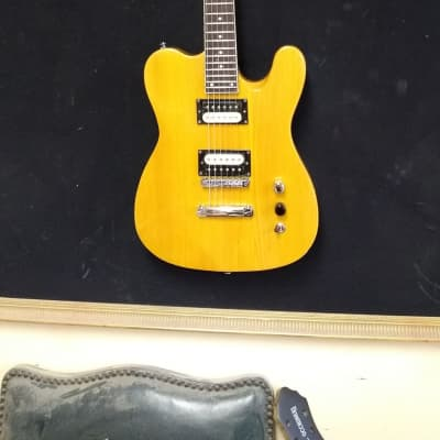 Occhineri Custom Guitar  Golden Cypress for sale