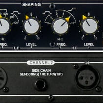 Drawmer 1978 Stereo Tone Shaping Compressor image