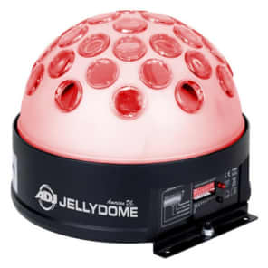American DJ JEL575 Jellydome Rotating LED Effect Light