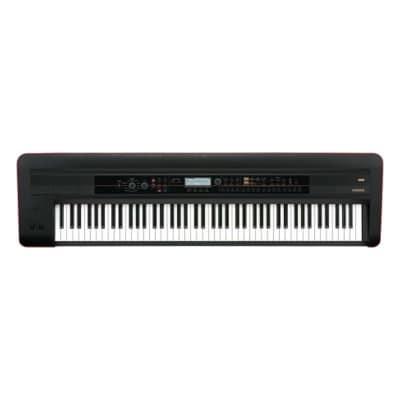 Korg KROSS88 88-Key Note Workstation Synthesizer Keyboard Piano