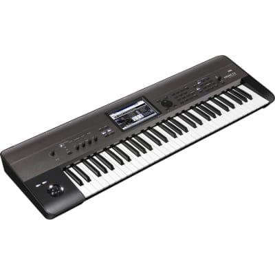 Korg KROME EX 61-Key Music Workstation Black