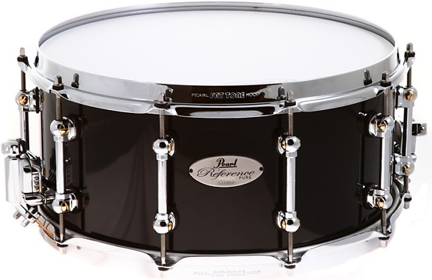 pearl reference pure series snare drum 14 x 6 5 reverb. Black Bedroom Furniture Sets. Home Design Ideas