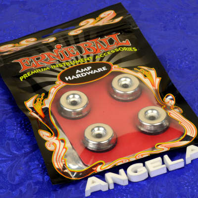 Ernie Ball Amplifier Sphinx Glides For Old Fender Amps for sale