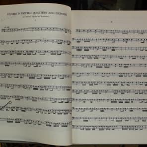 Modern School for Snare Drum by Morris Goldenberg Music Book