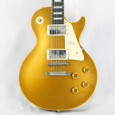Gibson Custom Shop Limited Run '57 Les Paul Goldtop Reissue with Brazilian Rosewood Fretboard 2018