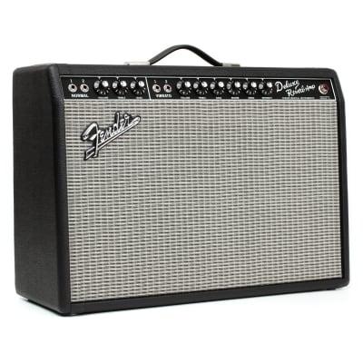 "Fender '65 Deluxe Reverb Reissue 22-Watt 1x12"" Guitar Combo"