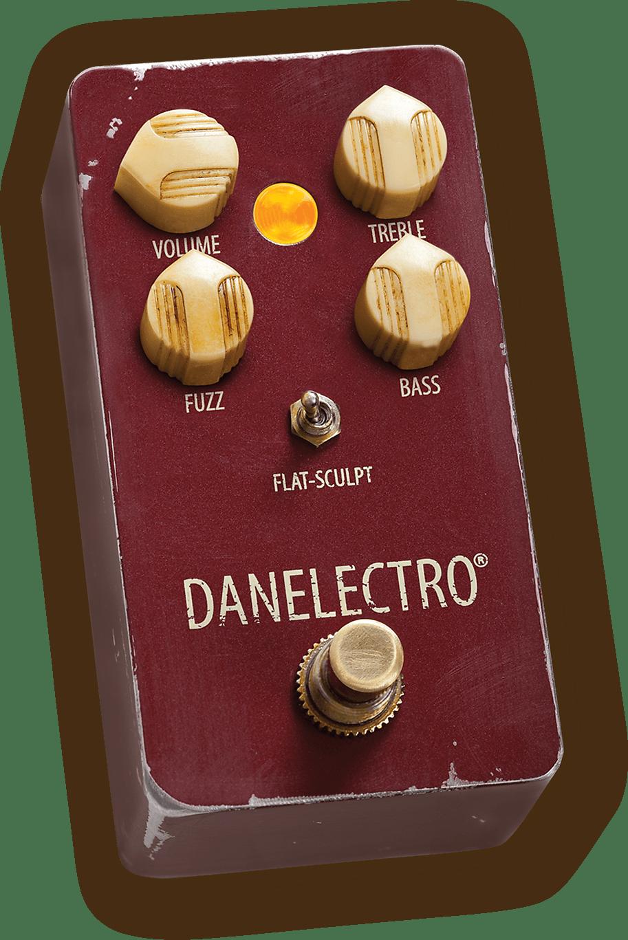 Danelectro The Eisenhower Fuzz  * Free Shipping *