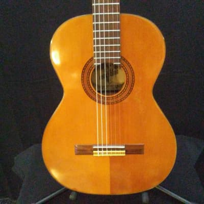 Conqueror Classical Guitar With Hard Shell Case for sale